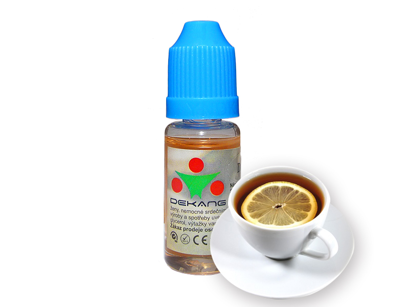 Liquid Dekang 10 ml, Černý čaj, 24 mg