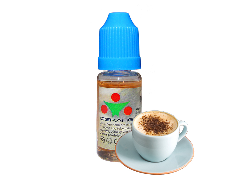 Liquid Dekang 10 ml, Kapučíno, 24 mg