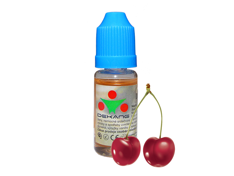 Liquid Dekang 10 ml, Višeň, 24 mg