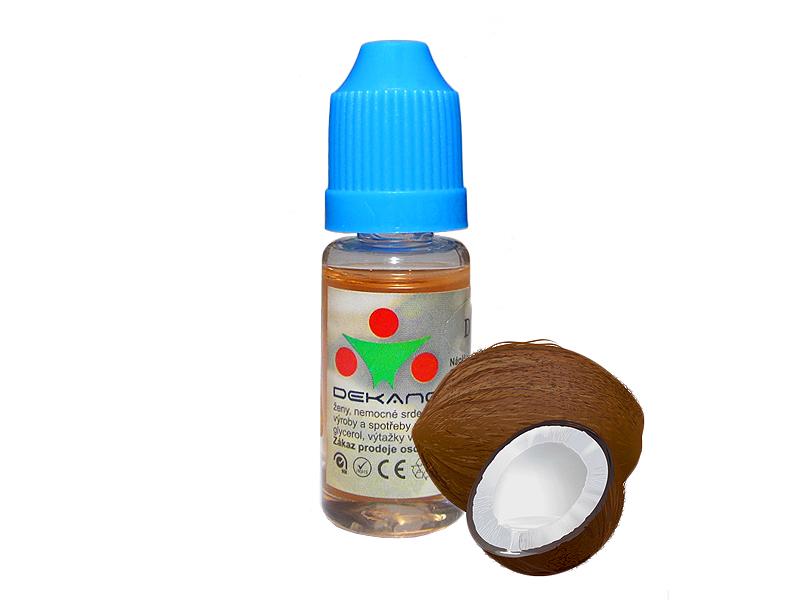 Liquid Dekang 10 ml, Kokos , 24 mg
