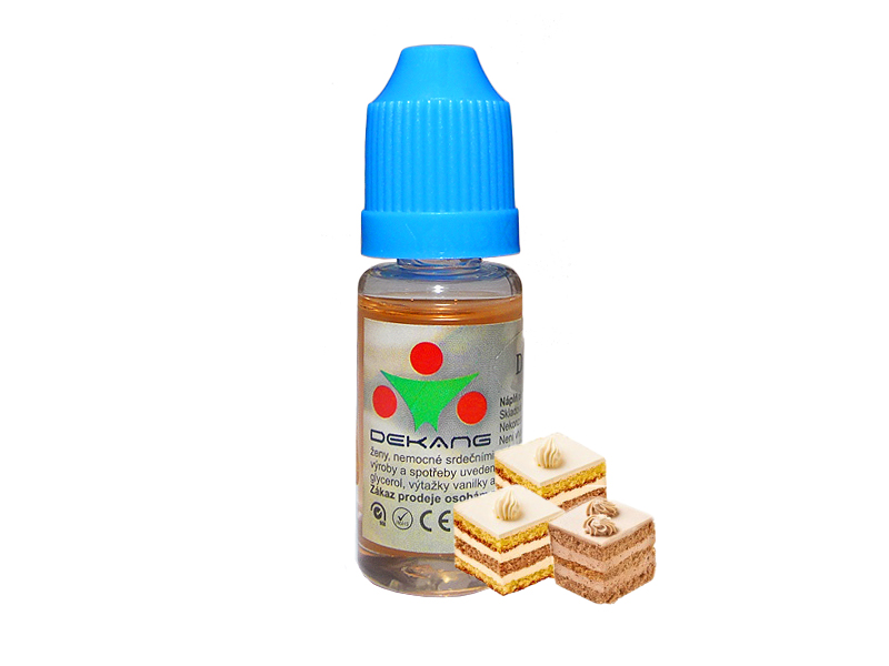 Liquid Dekang 10 ml, Cream cake, 24 mg