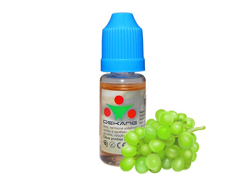 Liquid Dekang 10 ml, Hroznové víno, 24 mg
