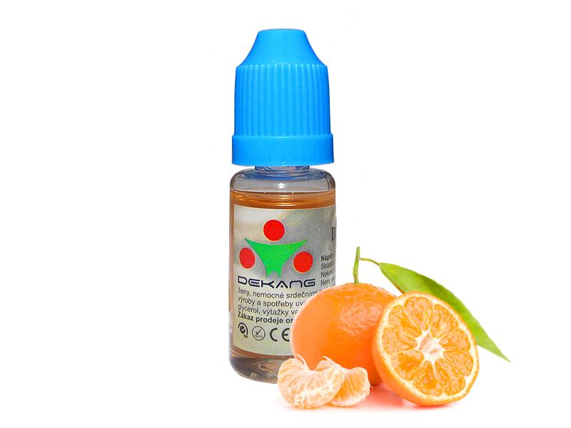 Liquid Dekang 10 ml, Mandarinka, 24 mg