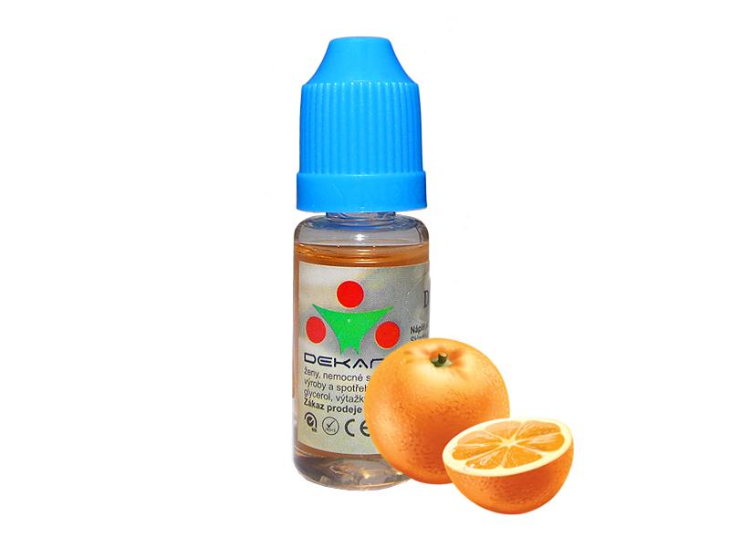 Liquid Dekang 10 ml, Pomeranč, 24 mg