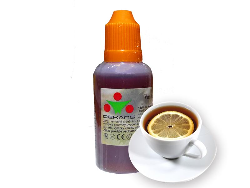 Liquid Dekang 30 ml, Černý čaj, 24 mg