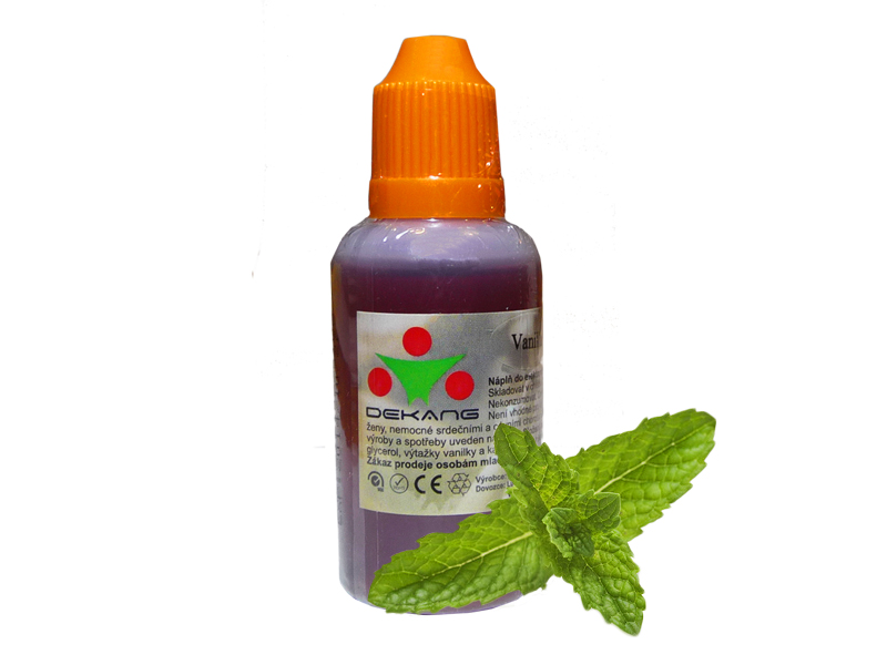 Liquid Dekang 30 ml, Mentol, 0 mg