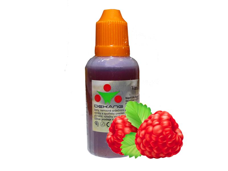 Liquid Dekang 30 ml, Malina, 24 mg
