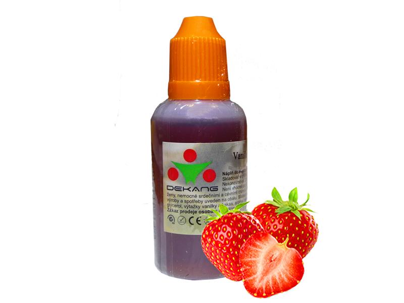 Liquid Dekang 30 ml, Jahoda, 24 mg