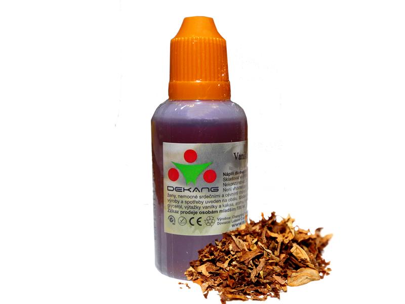 Liquid Dekang 30 ml, Tabák, 24 mg