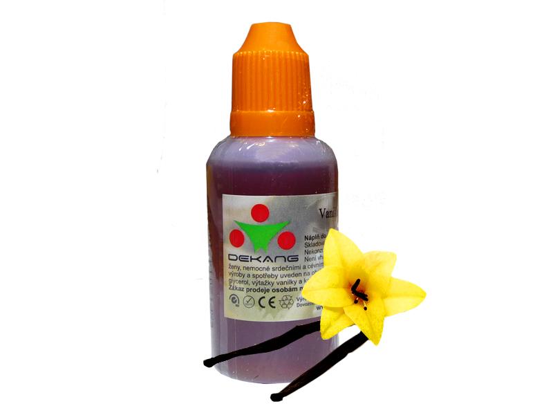 Liquid Dekang 30 ml, Vanilka, 24 mg