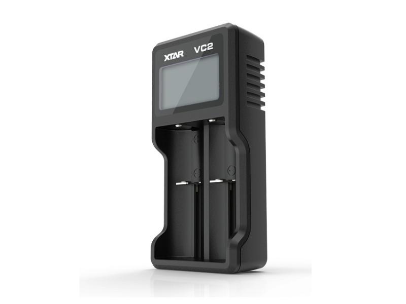 Xtar VC2 nabíječka baterií