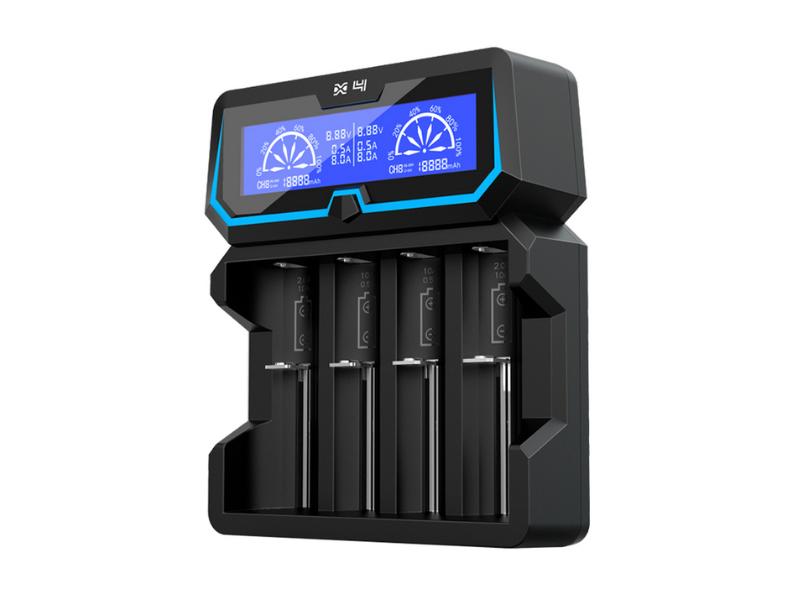 Xtar X4 nabíječka baterií