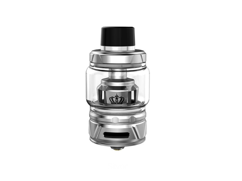 Uwell Crown 4 Clearomizer 6ml Stříbrná
