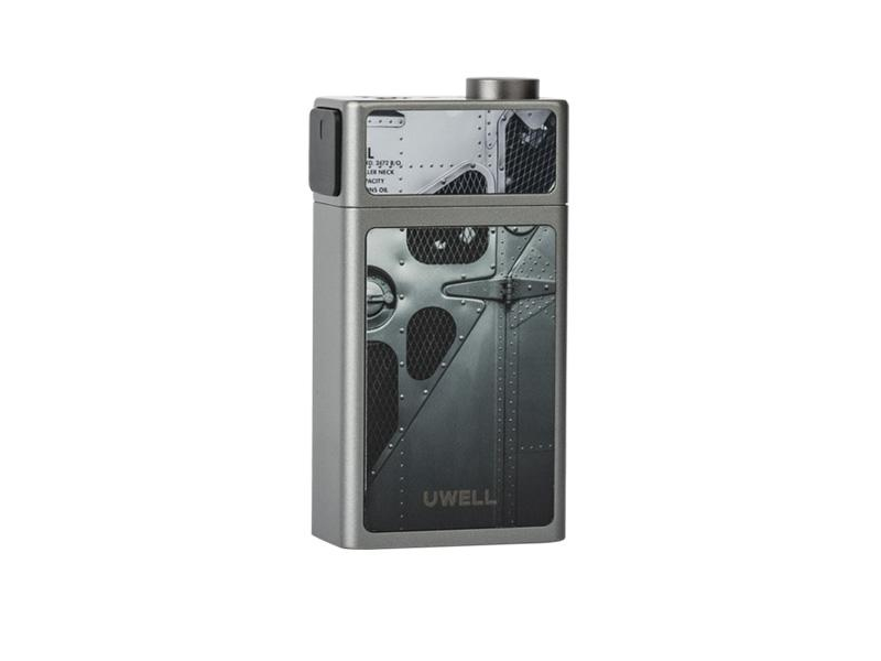 UWELL Blocks Mod 90W TC - Šedá