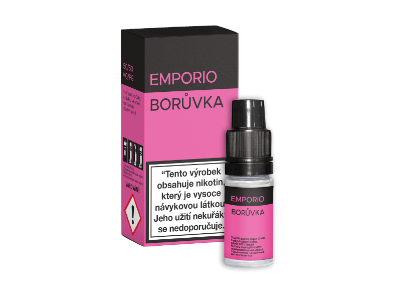 Imperia Emporio Borůvka 10ml 12mg
