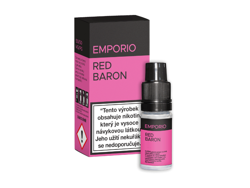 Imperia Emporio Red Baron 10ml 6mg