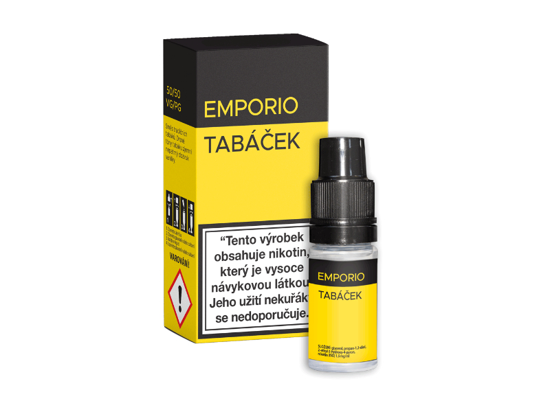 Imperia Emporio Tobacco 10ml 6mg