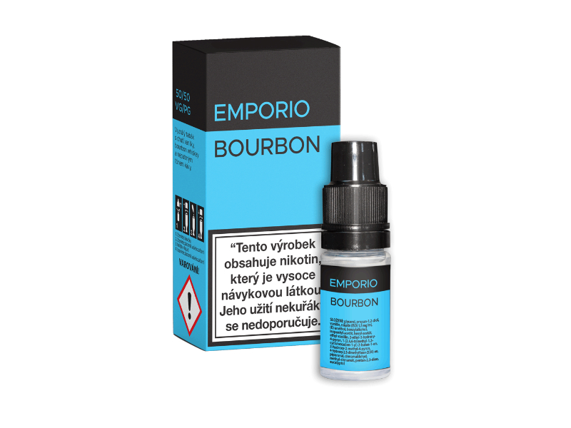Imperia Emporio Bourbon 10ml 3mg