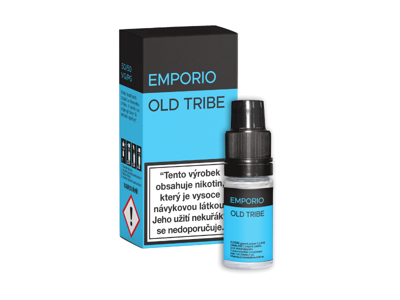 Imperia Emporio Old Tribe 10ml 18mg