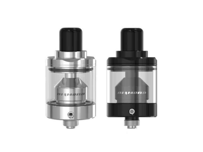 Damn Vape Diamond MTL RTA clearomizér 2ml