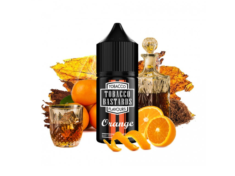 Flavormonks Tobacco Bastards Fruit Orange Tobacco 10ml