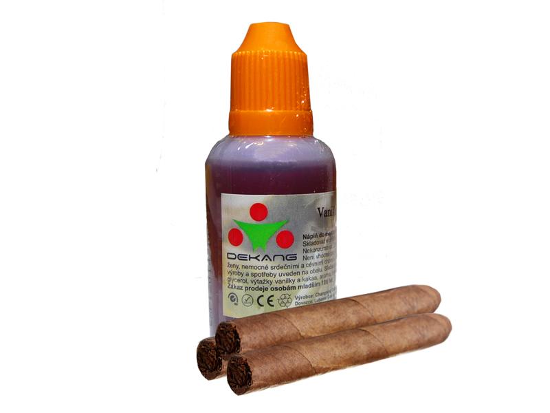 Liquid Dekang 30 ml, Cuba cigar, 24 mg