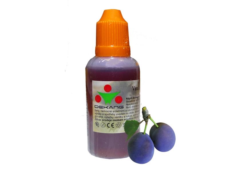 Liquid Dekang 30 ml, Švestka, 24 mg