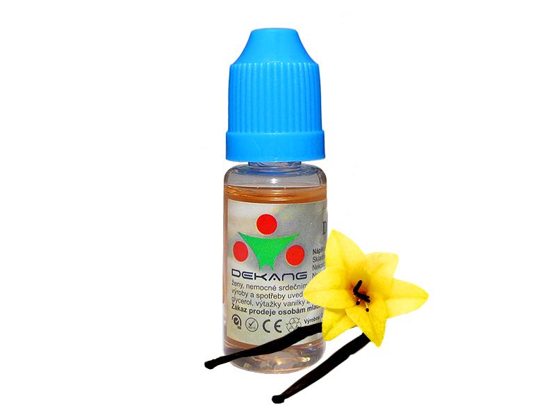 Liquid Dekang 10 ml, Vanilka, 24 mg