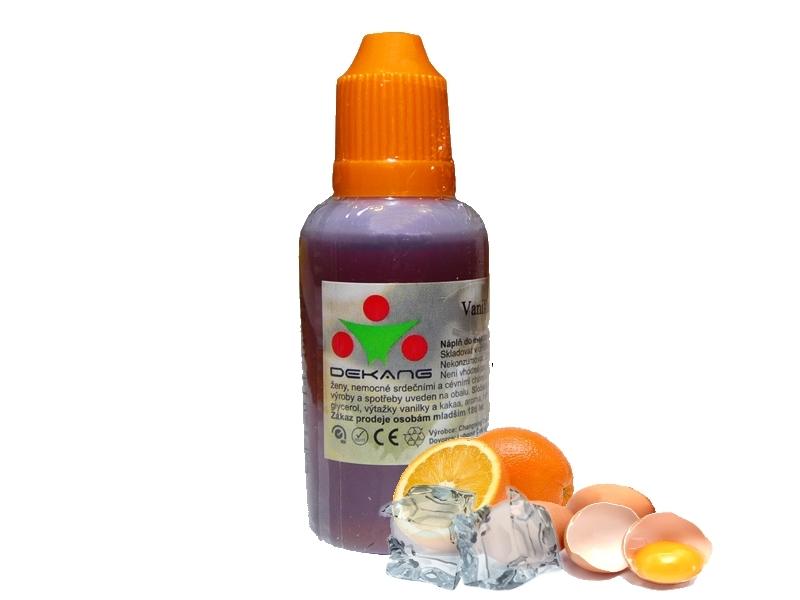 Liquid Dekang CLOUD RANGE 30 ml, Icy Orange/ Ledový pomeranč, 1,5 mg