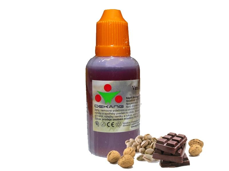 Liquid Dekang CLOUD RANGE 30 ml, Nutty Dreams / Oříškový sen, 1,5 mg