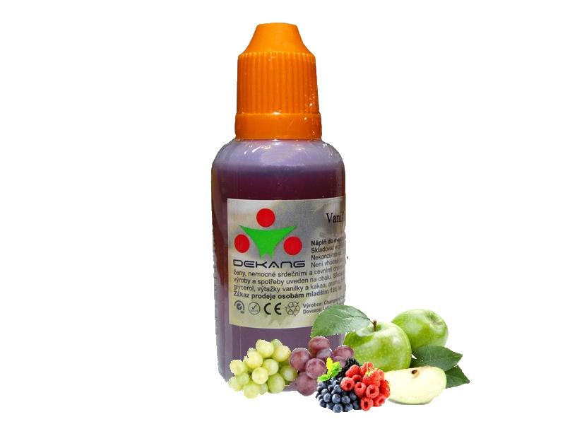 Liquid Dekang CLOUD RANGE 30 ml, Berry Burst / Výbuch lesního ovoce, 1,5 mg