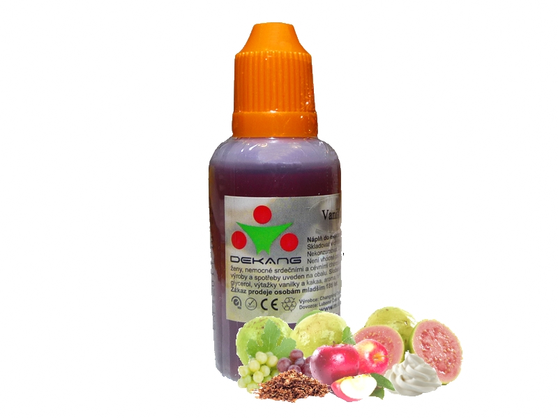Liquid Dekang CLOUD RANGE 30 ml, Funky Guava, 0 mg