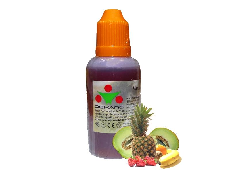 Liquid Dekang CLOUD RANGE 30 ml, Summer Ray / Letní paprsky, 0 mg