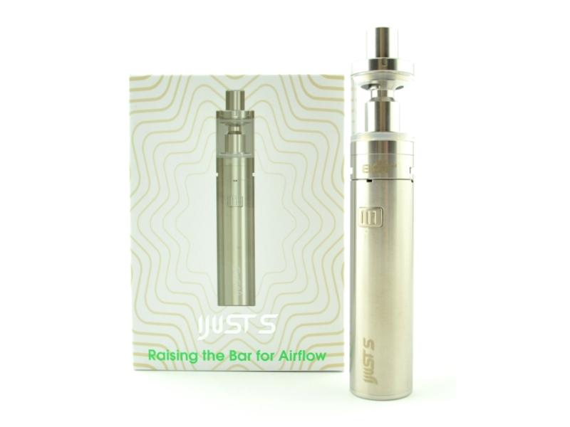 Eleaf iJust S Silver kit