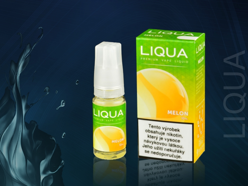 Ritchy LIQUA Elements Žlutý Melon 10ml 18mg