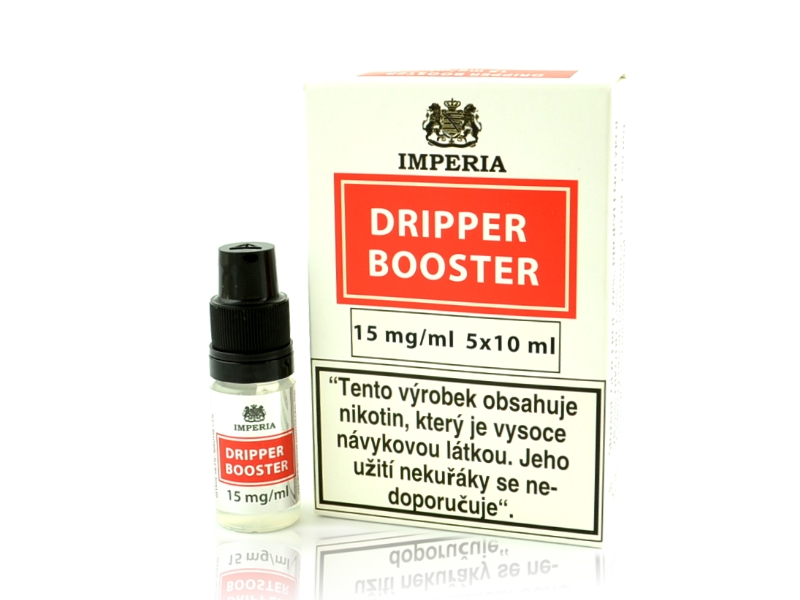 Booster báze Imperia Dripper (70VG/30PG) 5x10ml / 15mg