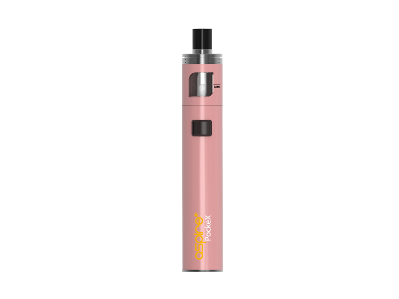 aSpire PockeX AIO 1500mAh Rose Gold 1ks