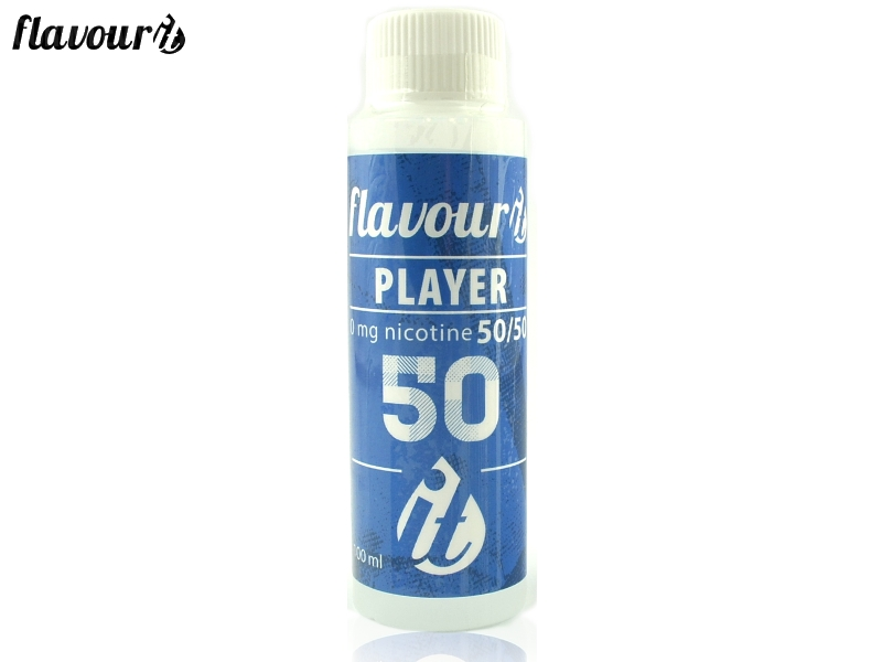 Flavourit PLAYER báze - 50/50, 100ml