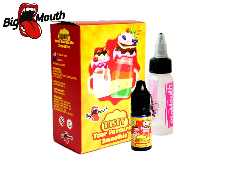 Big Mouth TASTY - Your Favourite Smoothie (ovocné smoothie) 10ml