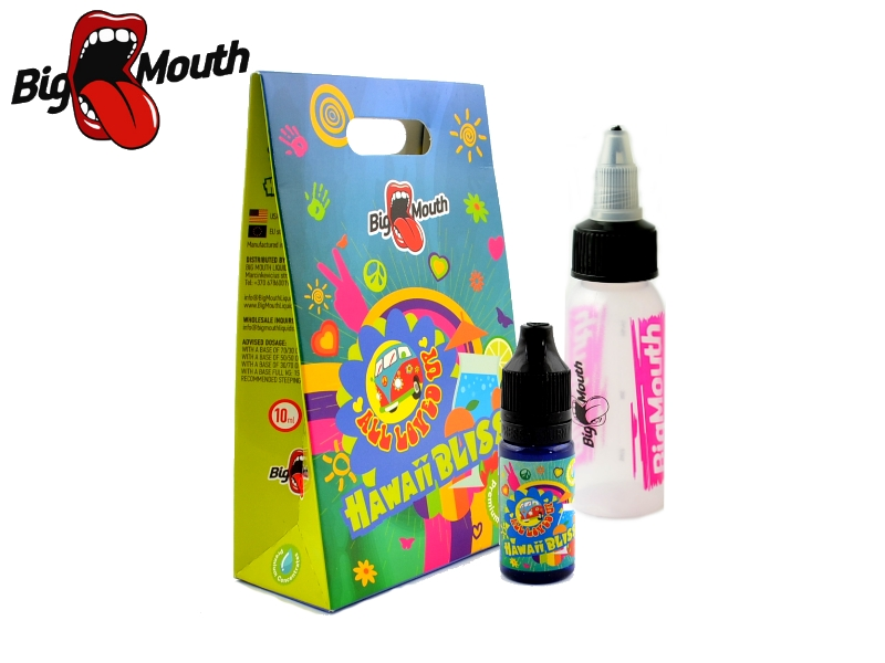 Big Mouth All Loved Up - Hawaii Bliss (havajský koktejl) 10ml