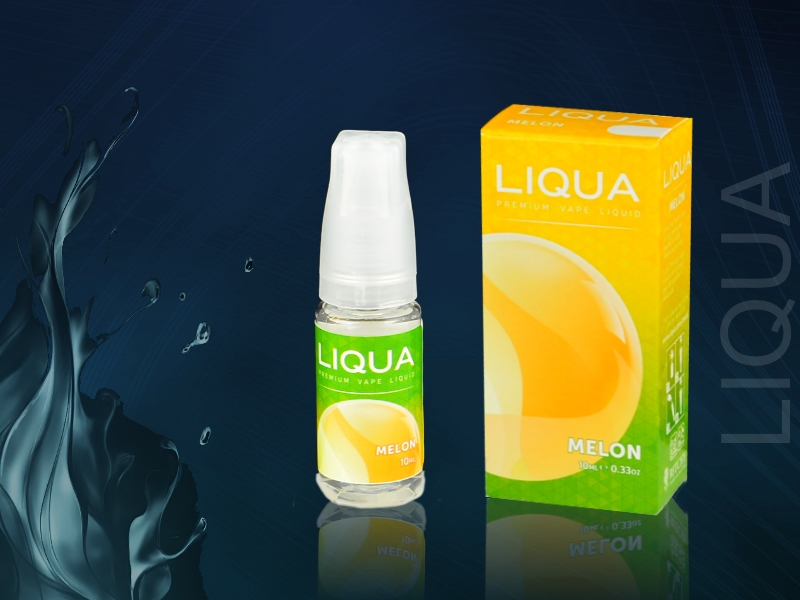 Ritchy LIQUA Elements Žlutý Melon 10ml 0mg