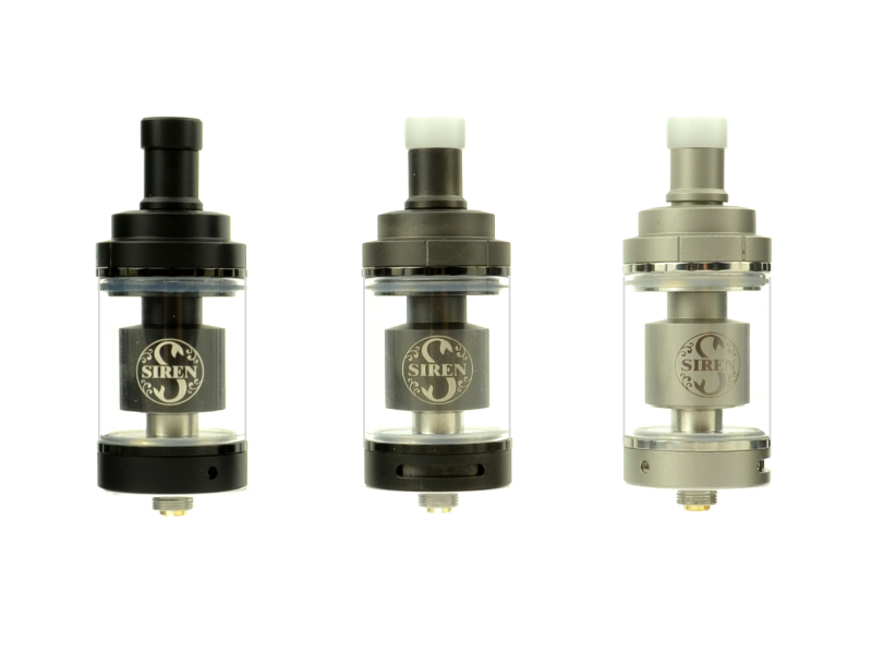 Digiflavor SIREN 2 GTA MTL 24mm 4,5ml