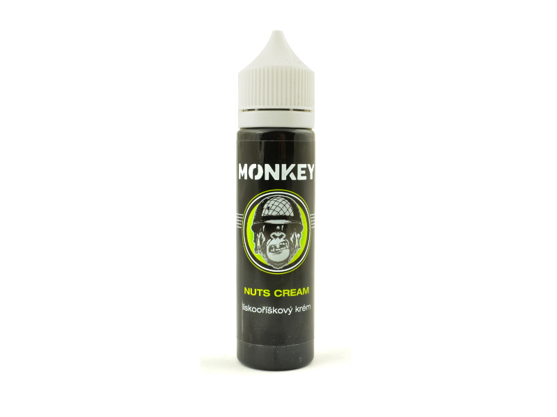 Příchuť MONKEY Liquid Nuts Cream Shake and Vape 12ml