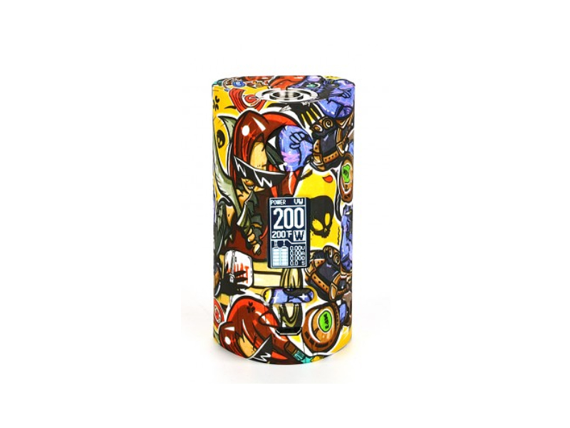 Vapor Storm Puma 200W Grip Easy Cartoon