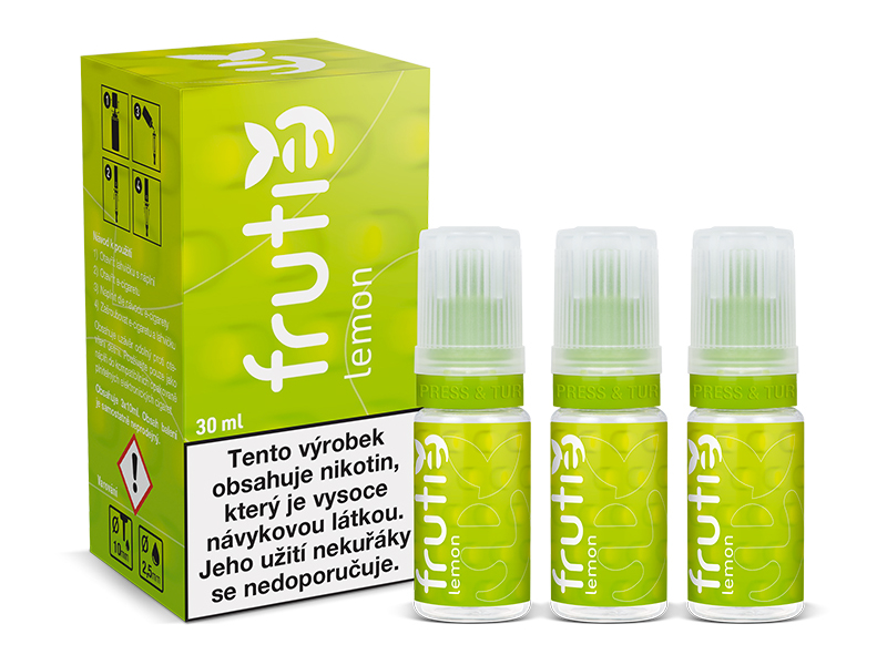 Frutie Citron (Lemon) 30ml