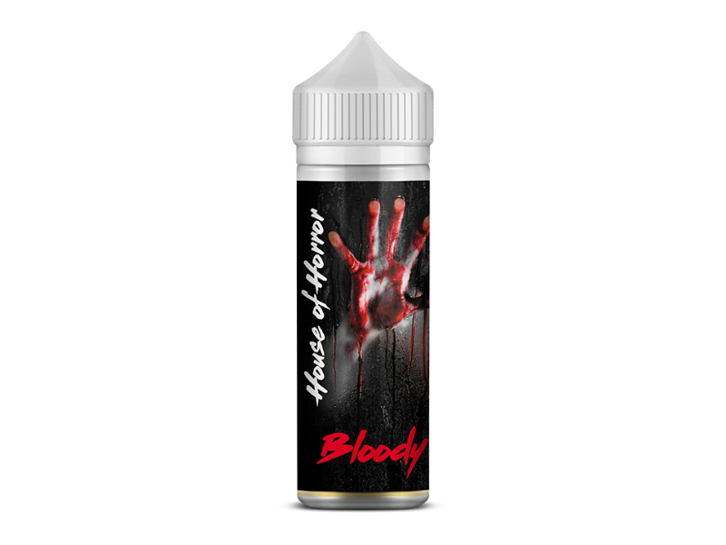 House of Horror - Bloody - Shake and Vape - 20ml