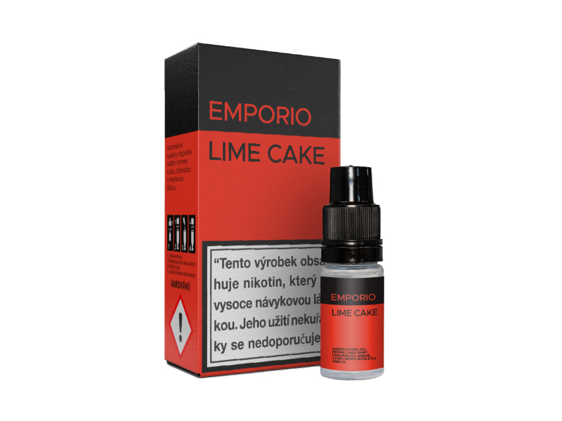 Imperia Emporio Lime Cake 10ml