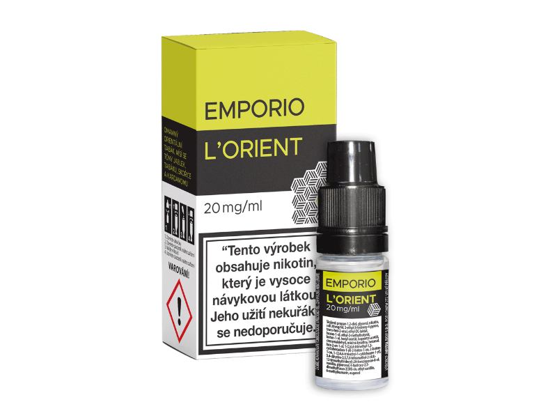 Liquid Emporio SALT L´Orient 10ml 20mg