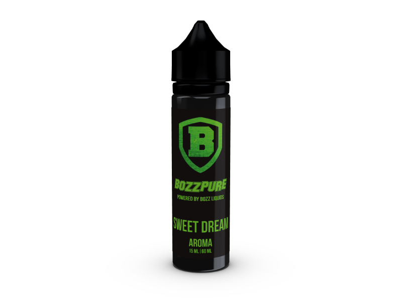 Bozz Pure Příchuť Shake and Vape Sweet Dream 15ml