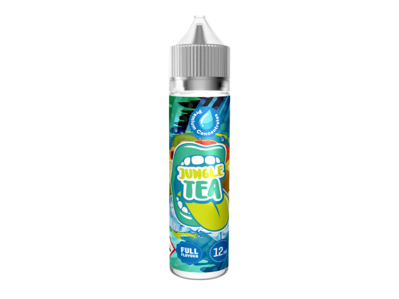 Big Mouth Shake and Vape Classical Jungle Tea 12ml
